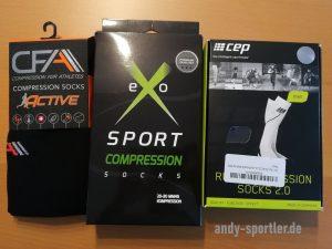 CFA Exo-Sports CEP