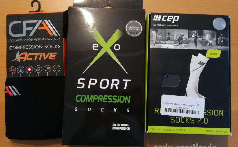 Kompressionsstrümpfe: Muss es immer teuer sein?