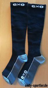 Socken von Exo-Sports
