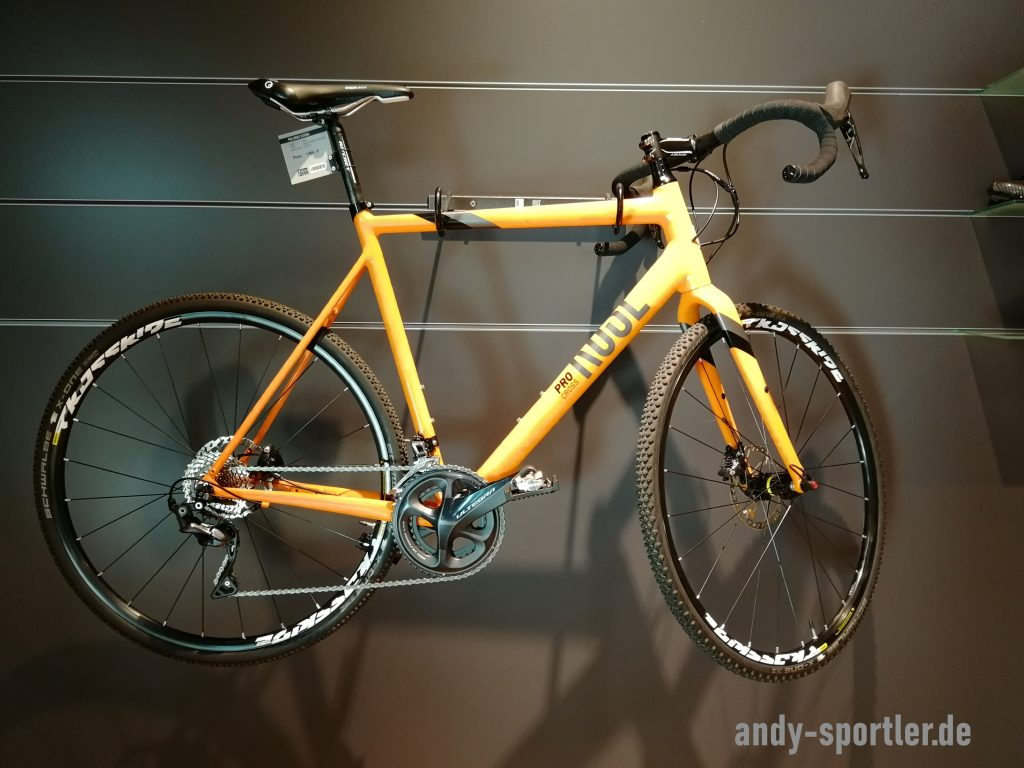 Rose Pro Cross Orange