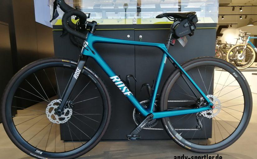 Bike-Abholung bei Rose Dodenhof