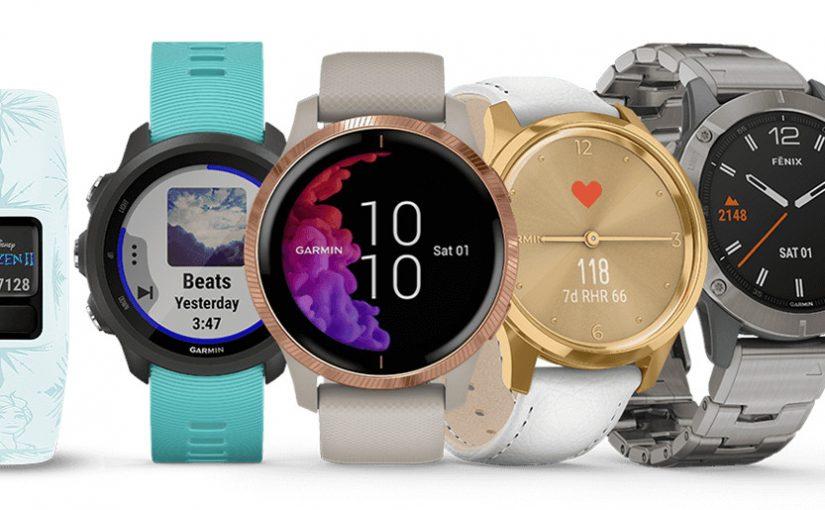 Garmin Uhren-Guide: Welche Uhr soll ich mir kaufen? (2019)